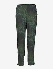 Diana Orving - Trousers - straight leg trousers - green - 0