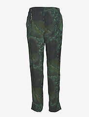 Diana Orving - Trousers - straight leg trousers - green - 1