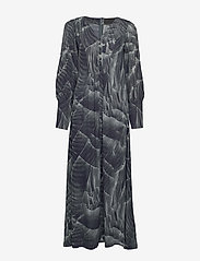 Diana Orving - Maxi dress - robes longues - print pleat (grey) - 0