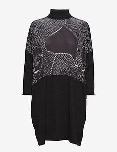 Polo dress - PRINT