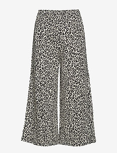 Cropped Trousers - LEO