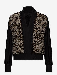 Y-sweater - LEO JACQUARD