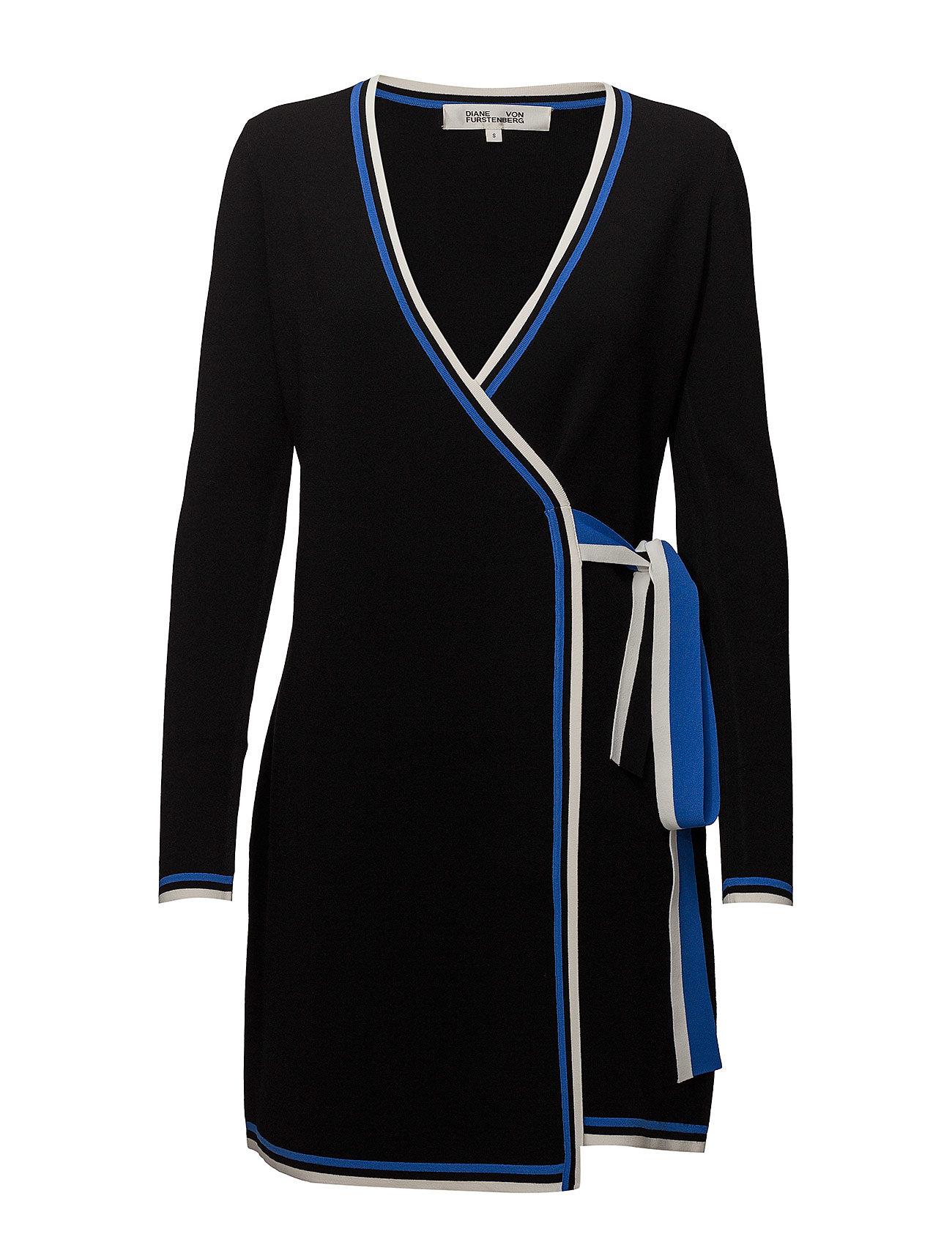 L/S Wrap Sweater Drs - Diane von Furstenberg