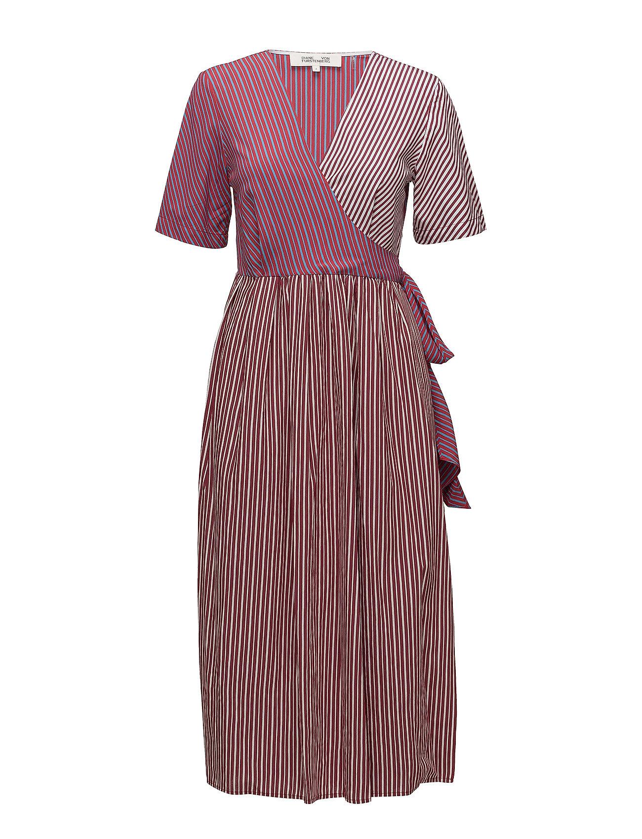 S/S Wrap Dress - Diane von Furstenberg
