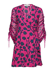 DVF TAMRA - DRAGON BERRY SHOCKING PINK