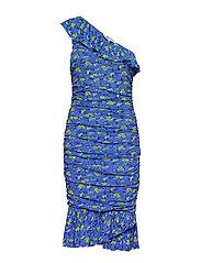 Diane von Furstenberg DVF AERIN - DITSY VINES BAJA BLUE