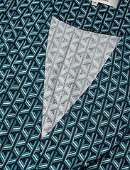 Diane von Furstenberg - DVF PAMELA - haalarit - geo tiles coastal - 2