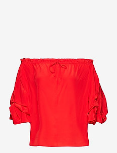 DVF GEORGANNE - CANDY RED