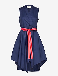 DVF MARLENE - NEW NAVY