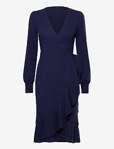 DVF KENNEDY - omslagskjoler - new navy