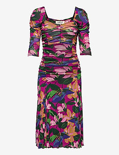 DVF DACEY - cocktailjurken - oasis small