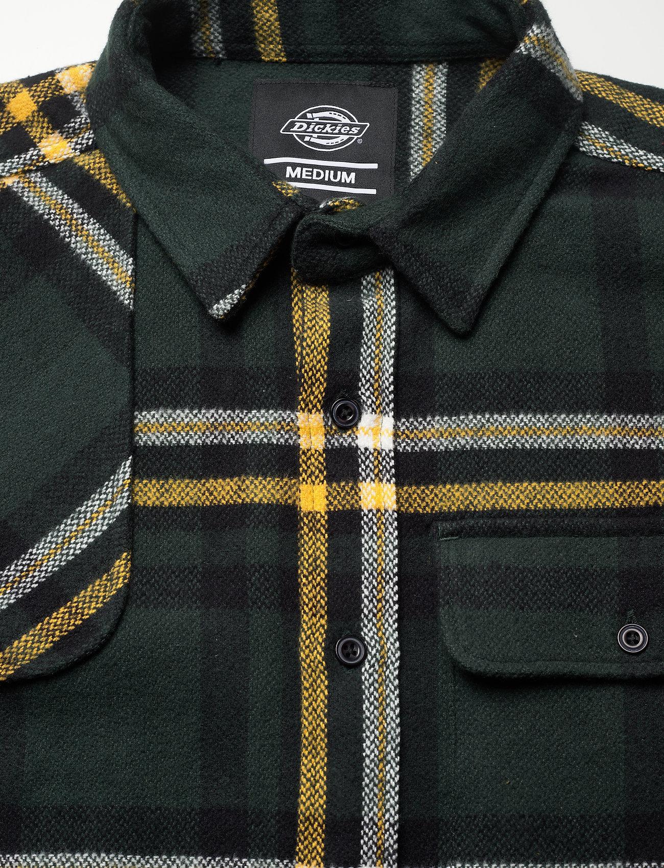 Dickies PRESTONBURG - Skjorter OLIVE GREEN - Menn Klær
