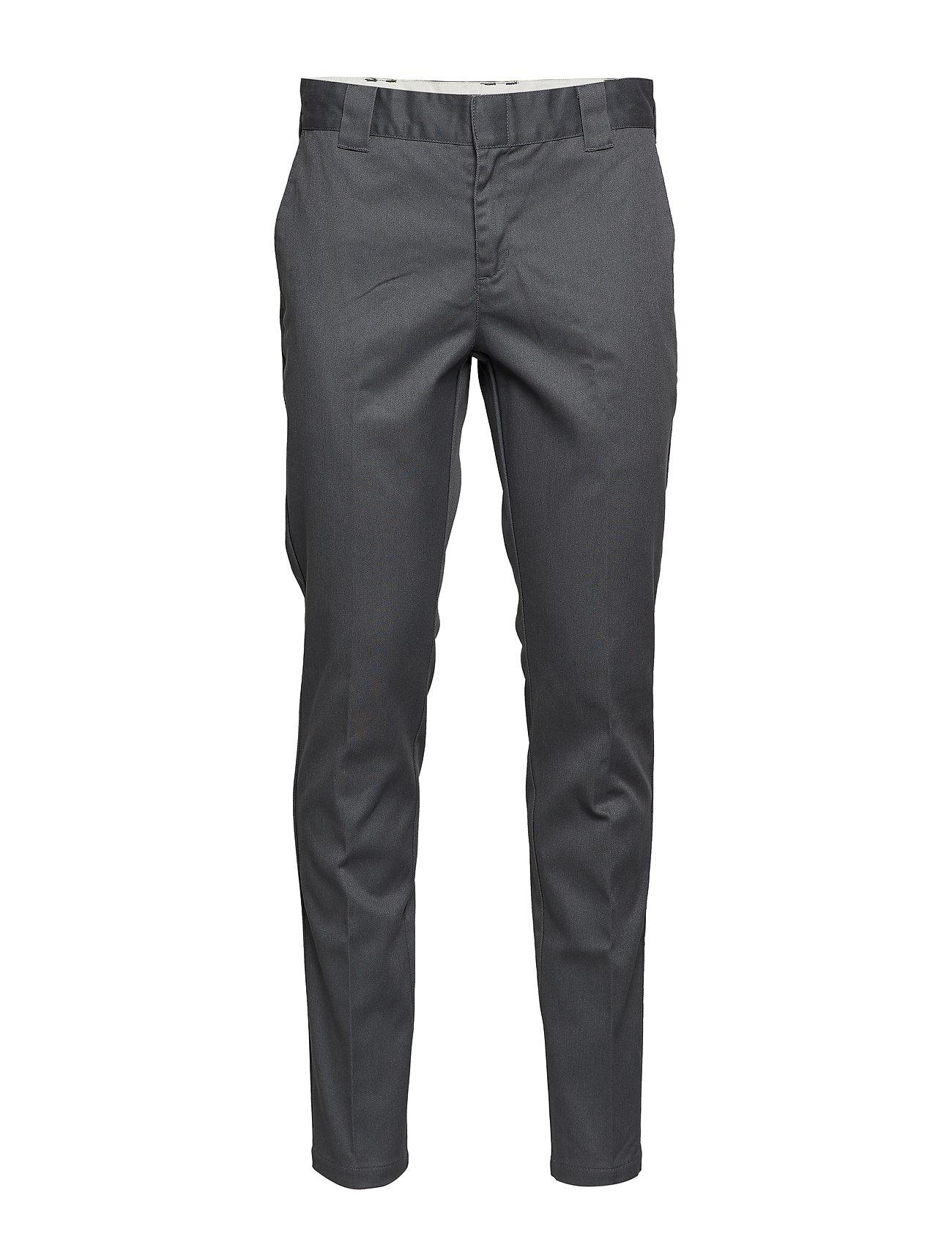 Dickies Slim Fit Work Pant - CHARCOAL GREY