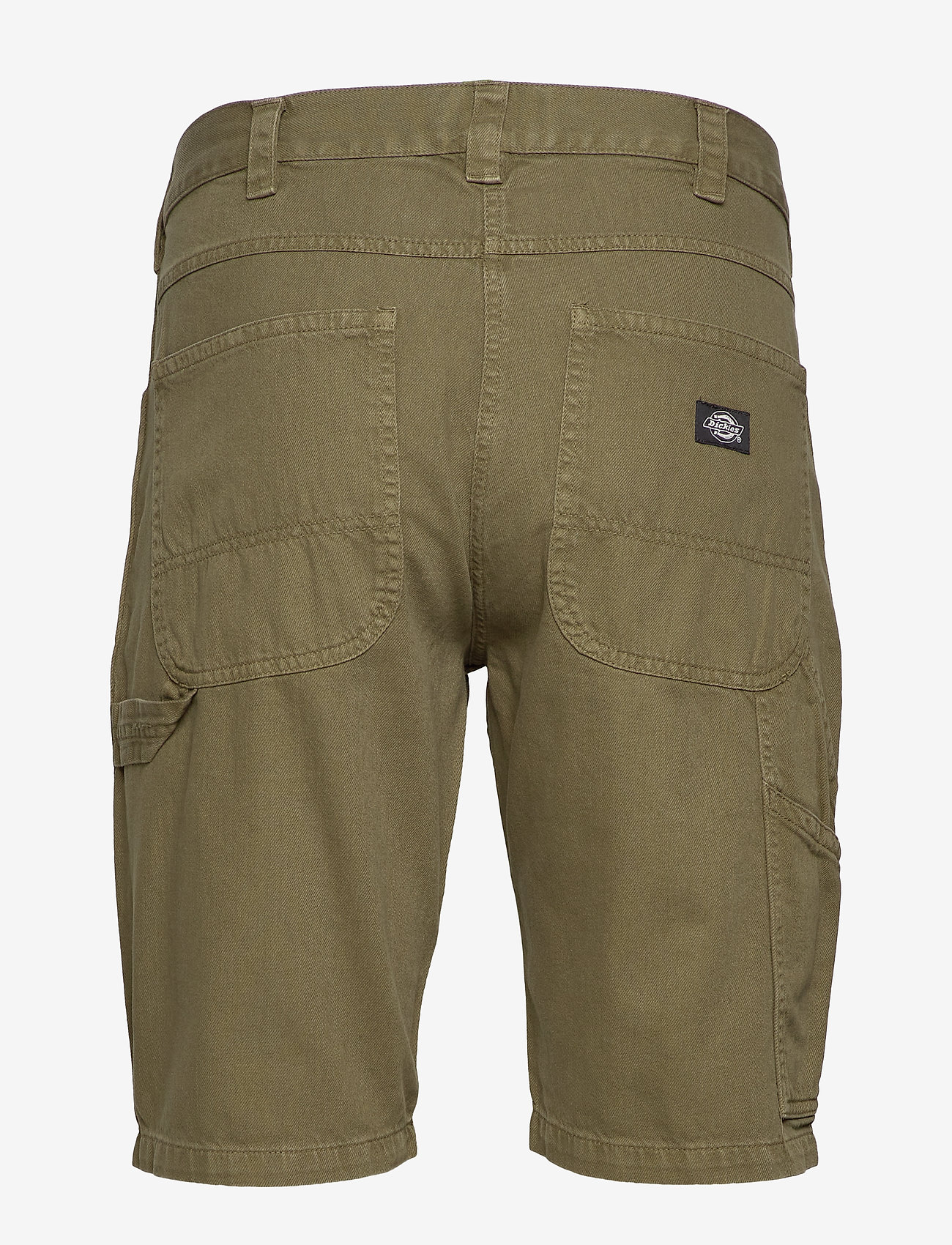 Dickies - Fairdale - denim shorts - dark olive - 1