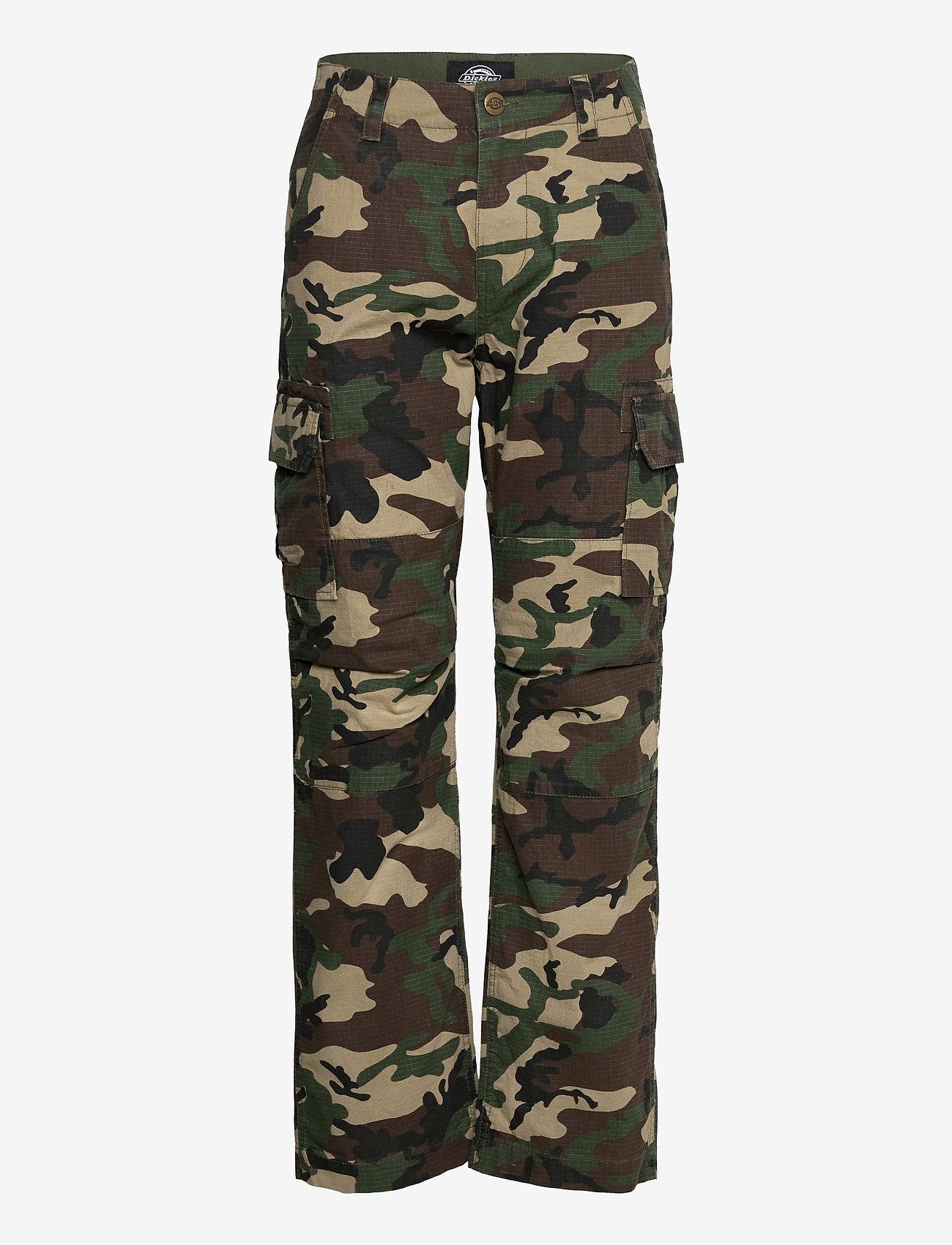 Dickies - MELDRIM - cargobukser - camouflage - 0