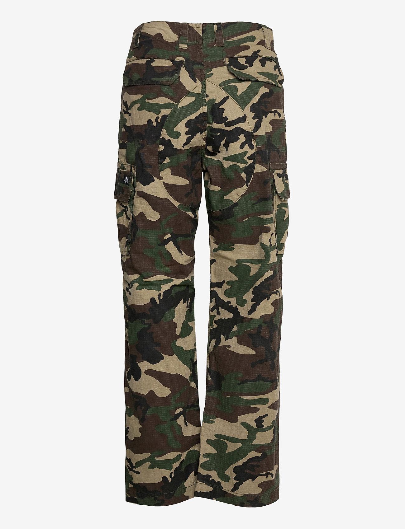Dickies - MELDRIM - cargobukser - camouflage - 1