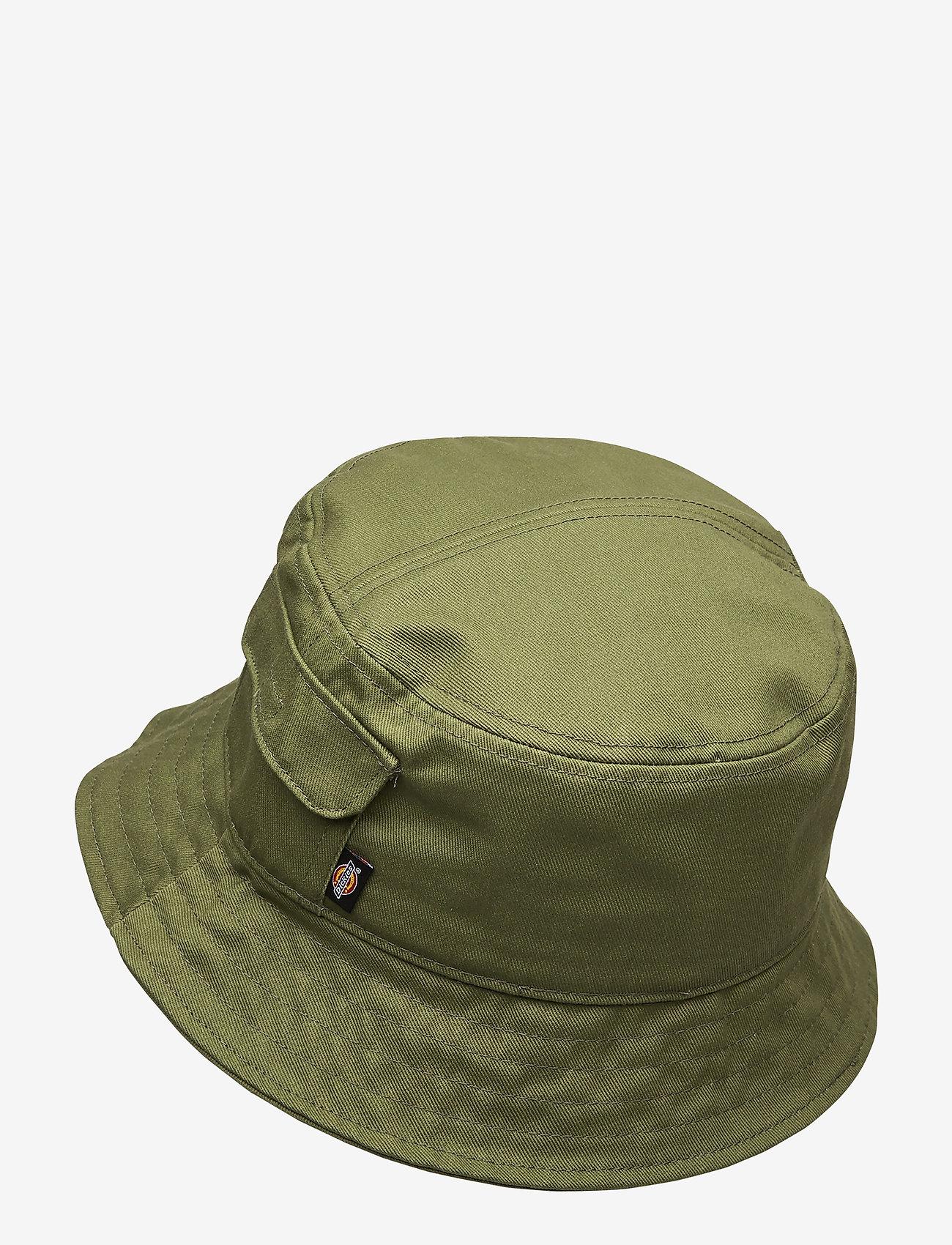 Dickies - BOGALUSA - bucket hats - army green - 1