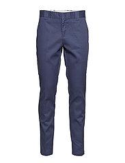 Slim Fit Work Pant - NAVY BLUE
