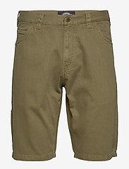 Dickies - Fairdale - denim shorts - dark olive - 0