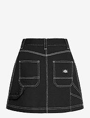 Dickies - SHONGALOO - jeanskjolar - black - 1