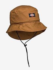 Dickies - CLARKS GROVE - bucket hats - brown duck - 0