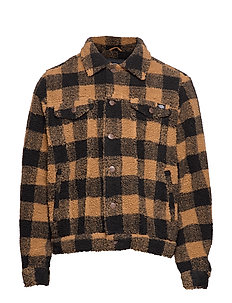 Dickies Jakke Cawood Brown Duck