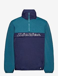 POYDRAS - anoraks - deep blue
