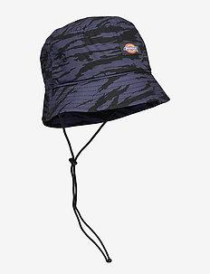 QUAMBA BUCKET - bucket hats - navy blue