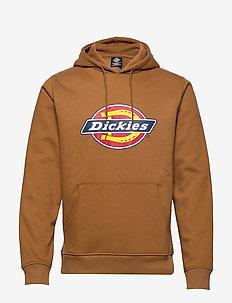 SAN ANTONIO HOODY - hoodies - brown duck