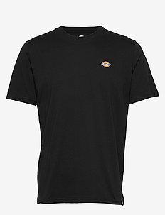 STOCKDALE T-SHIRT  - basis-t-skjorter - black