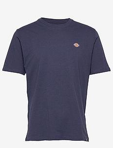 STOCKDALE T-SHIRT  - basis-t-skjorter - navy blue