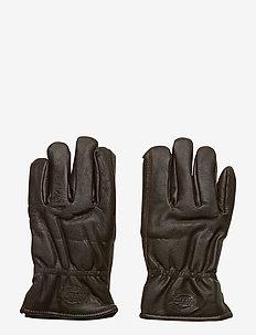 MEMPHIS GLOVES - rękawiczki - dark brown