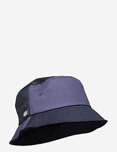 ADDISON BUCKET HAT - NAVY BLUE