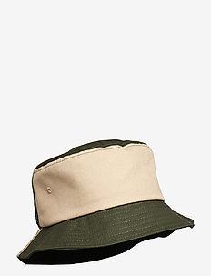 ADDISON BUCKET HAT - OLIVE GREEN