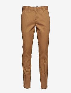 Slim Fit Work Pant - BROWN DUCK