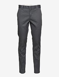 Slim Fit Work Pant - CHARCOAL GREY