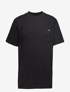Pocket Tee Short Sleeve - BLACK