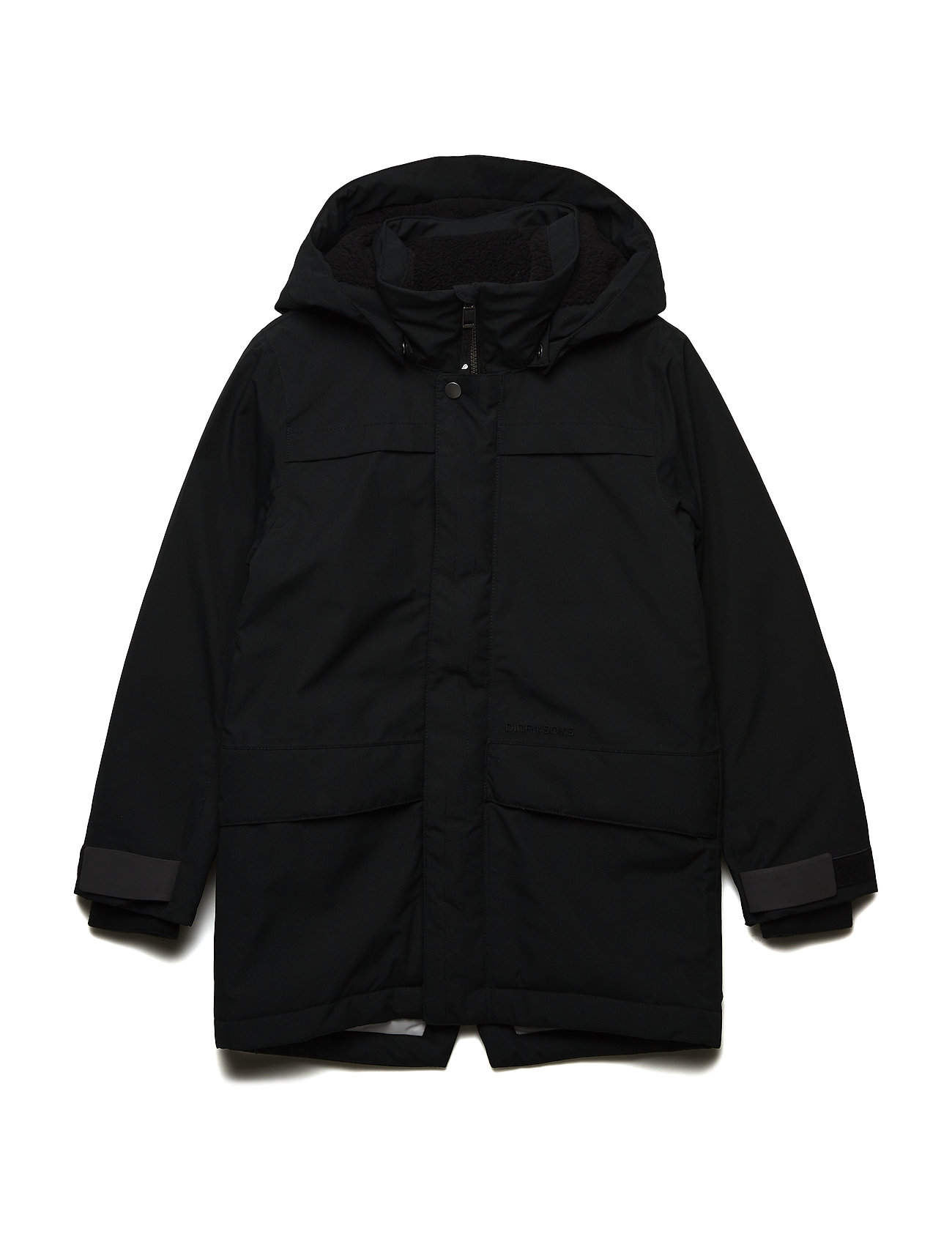 fc5365ca Didriksons BjÖrling Bs Yt Parka (Black), (75 €) | Large selection of ...