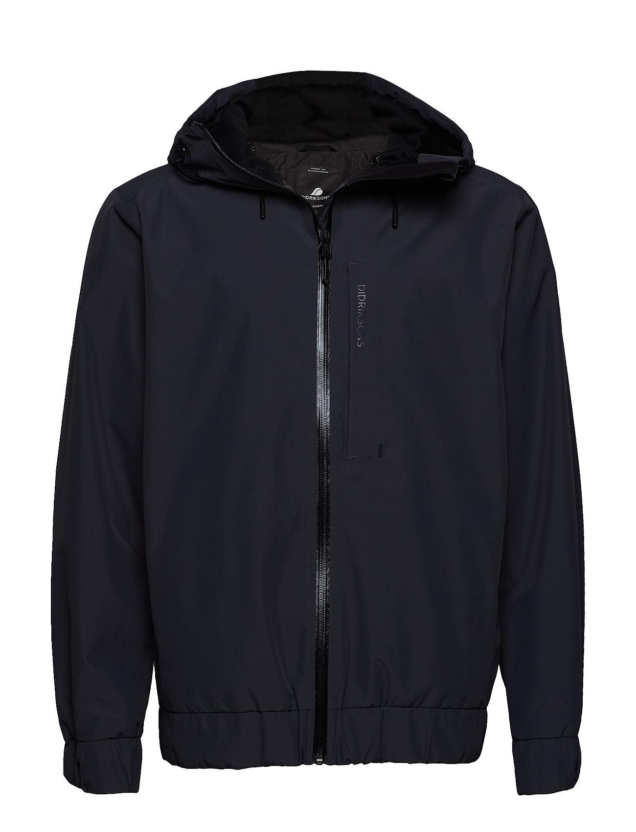 Didriksons MIKKEL USX RAIN HOOD Ytterkläder