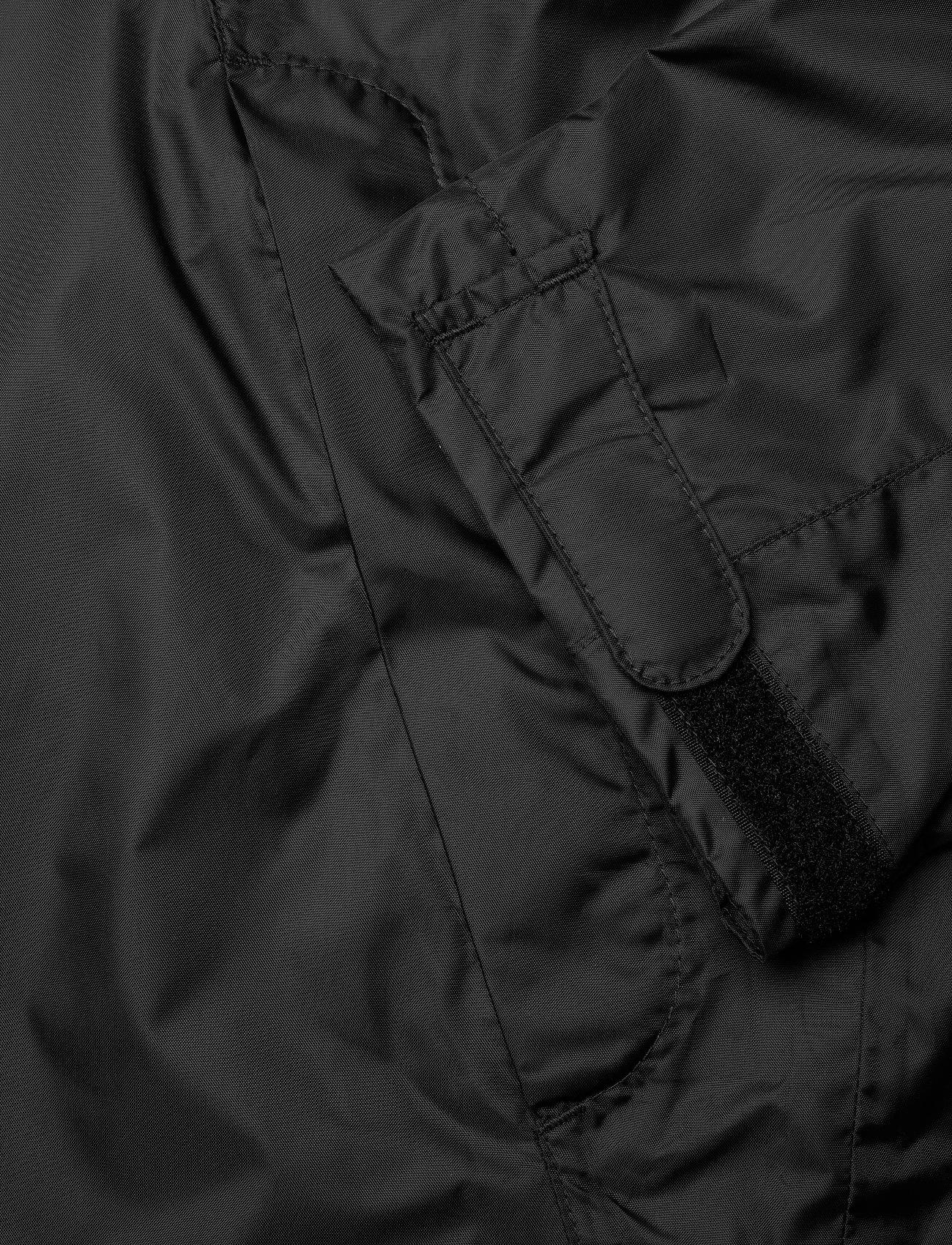 Didriksons - AMUR USX SET - manteaux de pluie - black - 6