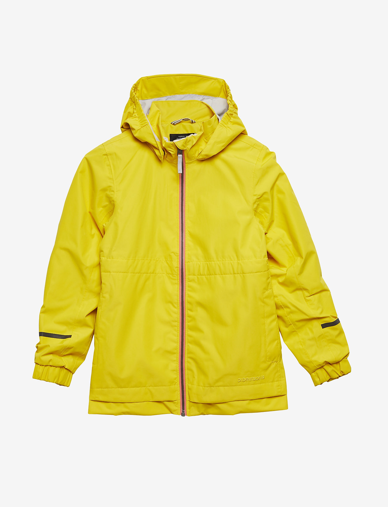 Didriksons - BAMBI KIDS JKT - jassen - dusty yellow - 0