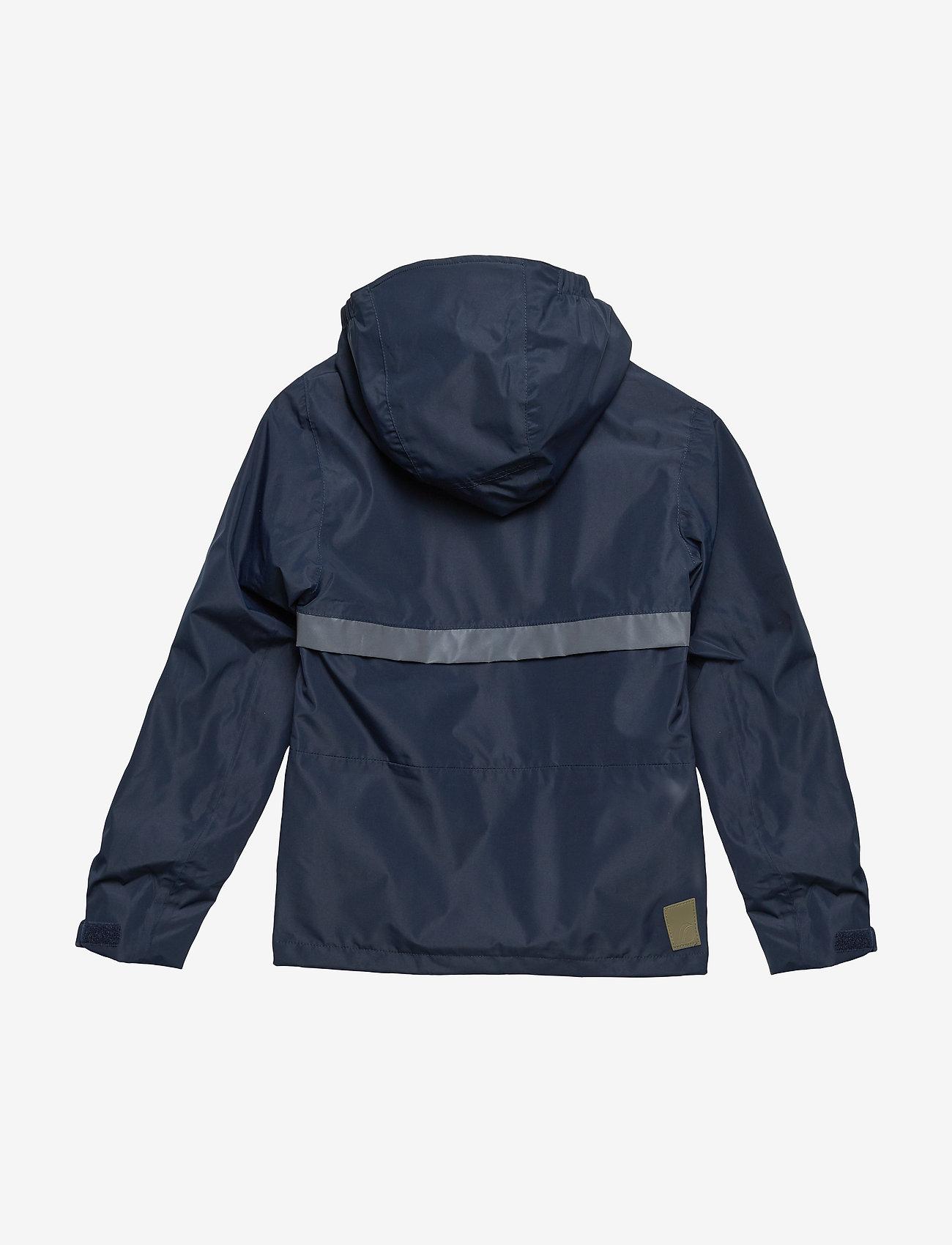 Didriksons - IGELKOTTEN KIDS JKT - shell jacket - navy - 1