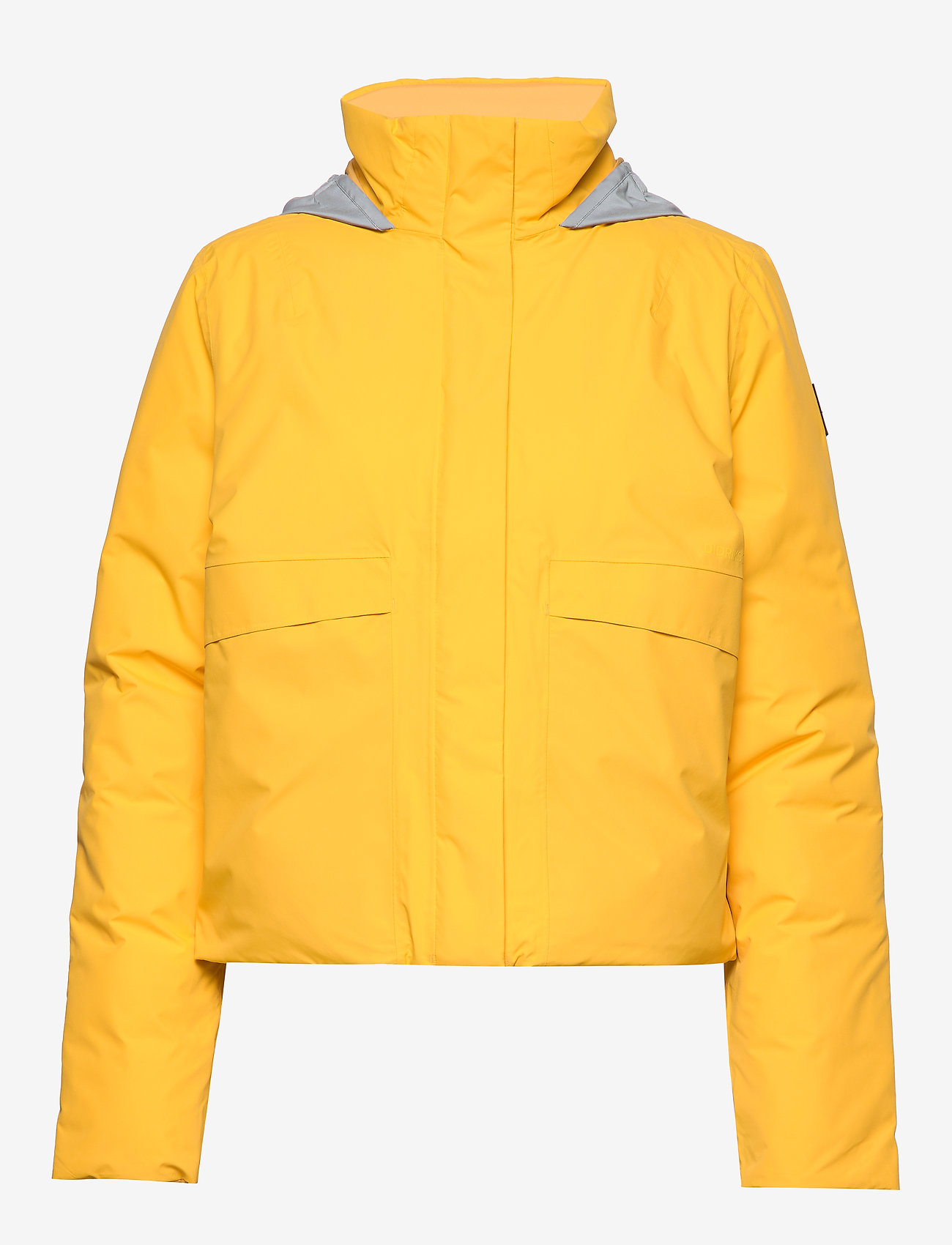 Kim Wns Jkt (Oat Yellow) - Didriksons jSozDy