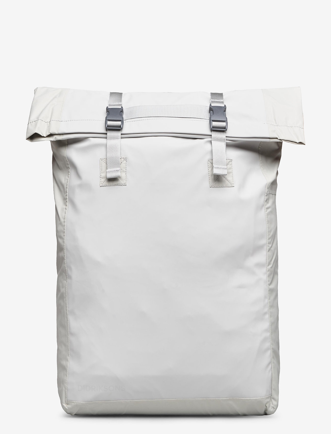 Didriksons - TOTE GALON BACKPACK - sacs à dos - aluminum - 0