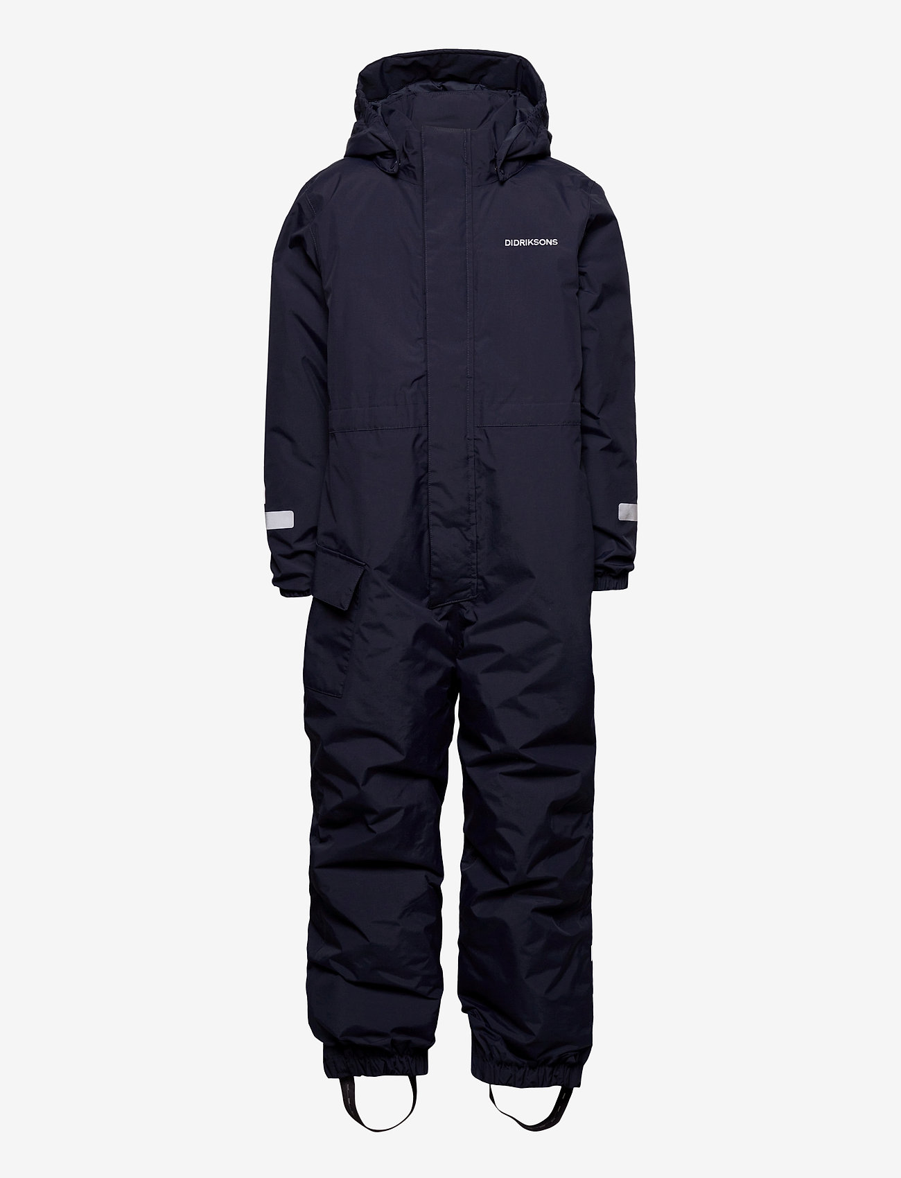 Didriksons - HAILEY KIDS COVERALL - snowsuit - navy - 1