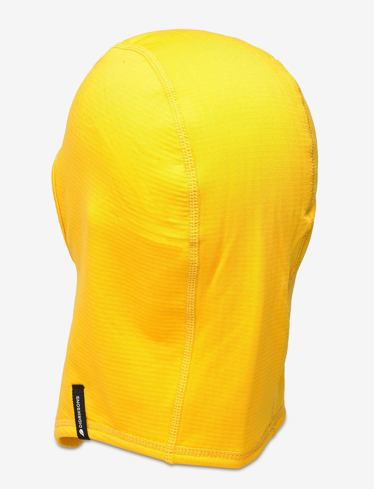Didriksons - REVA KIDS BALACLAVA - balaclava - mellow yellow - 1