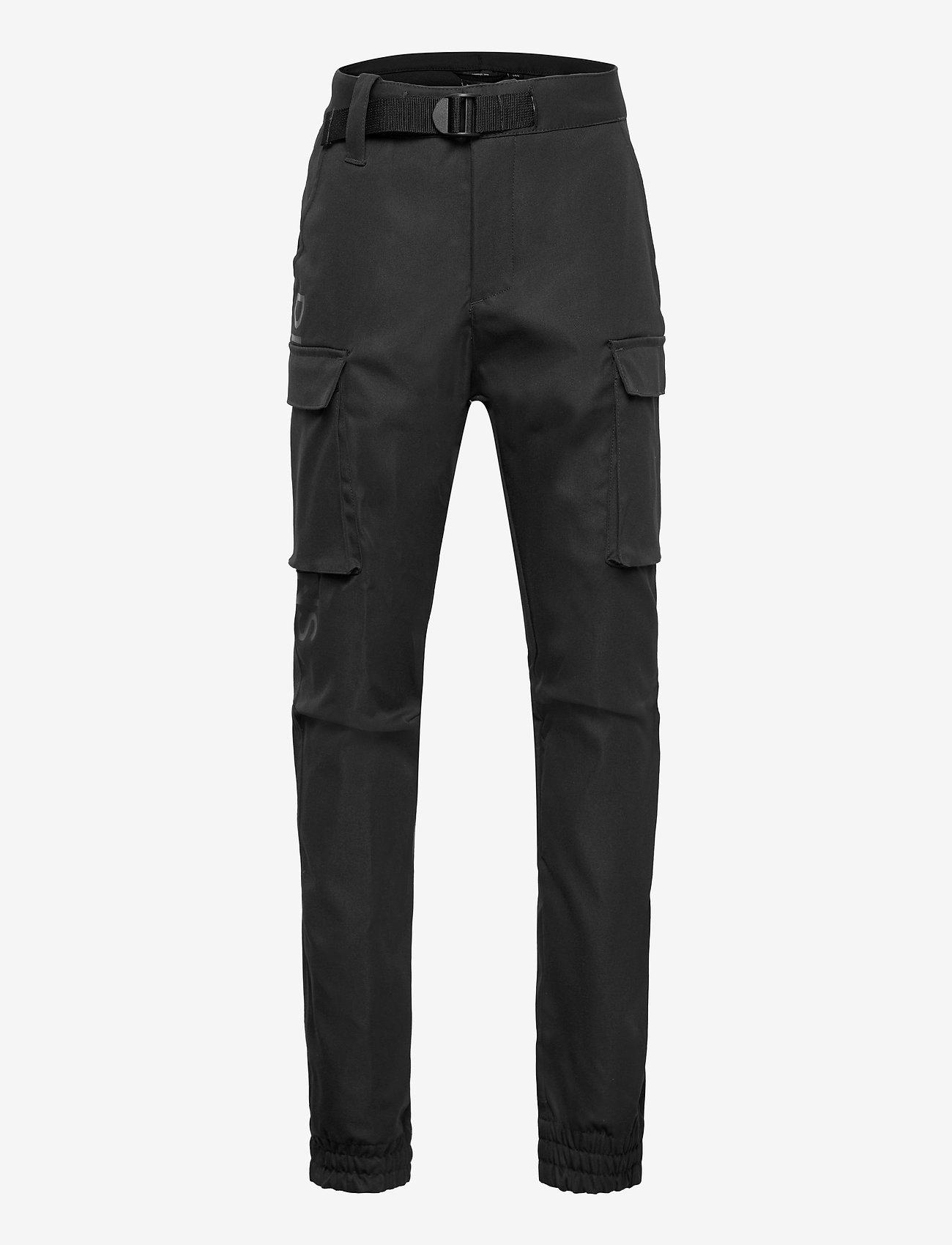 Didriksons - LIAS UNISEX PANT - sports pants - black - 1