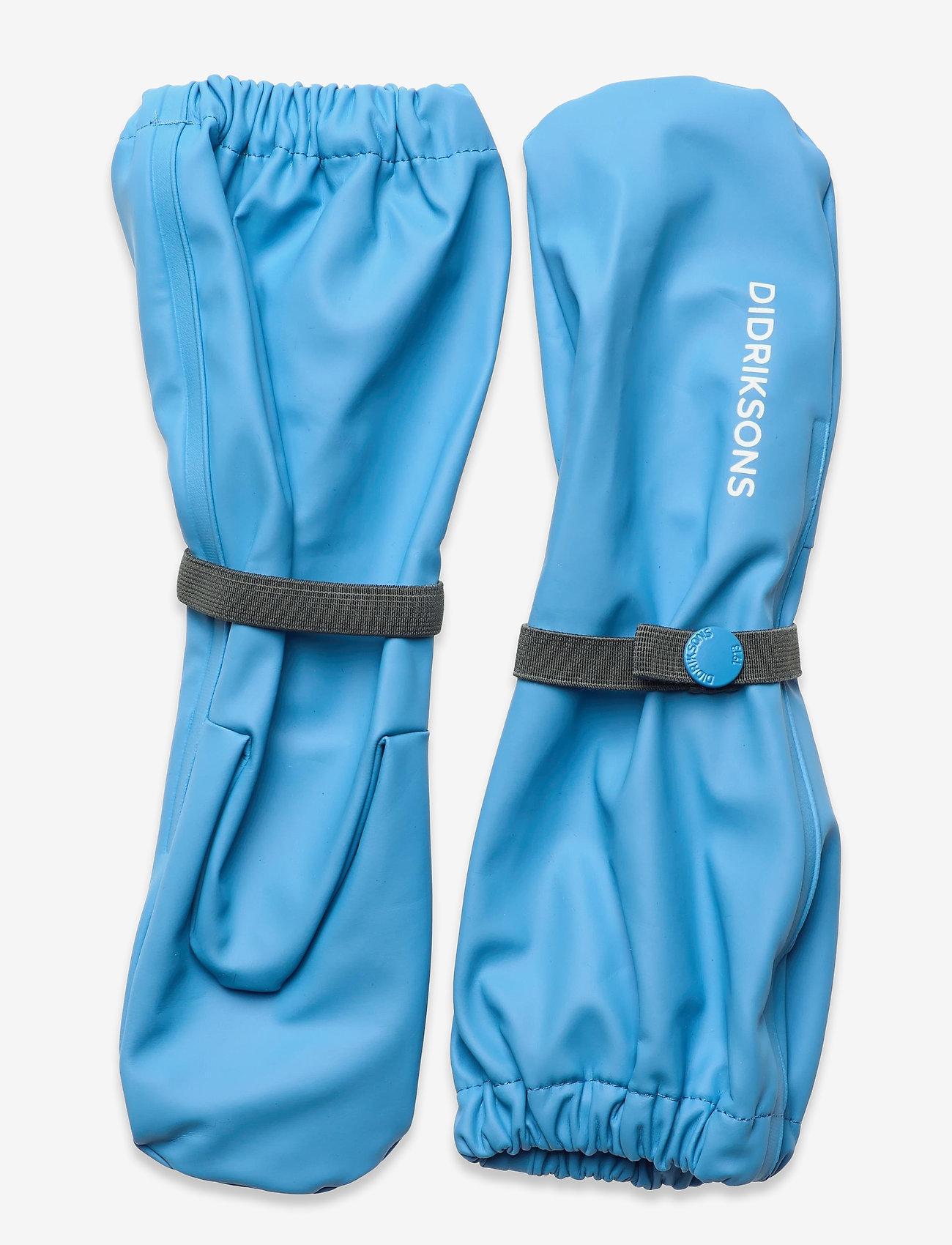 Didriksons - GLOVE KIDS 4 - handsker & vanter - breeze blue - 0