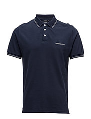 JANNE USX POLO - NAVY