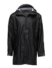 ROY USX COAT - BLACK